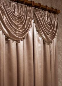 上飾り付カーテン